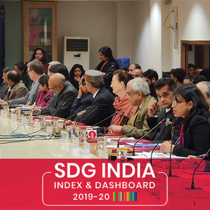 SDG India - Index & Dashboard 2019-20