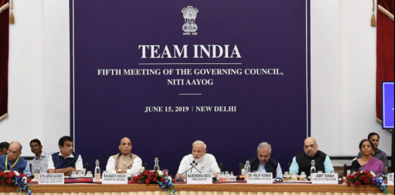 governing council meeting
