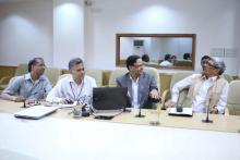 Inauguration of NITI Aayog Website - 18th May, 2015 1